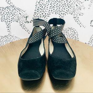 Jessica Simpson Studded Ballerina Flats